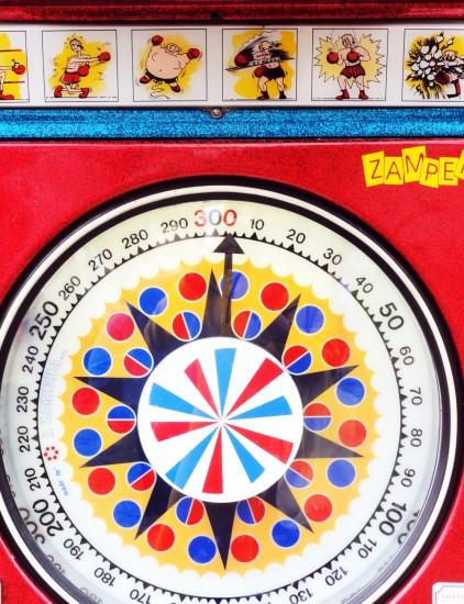 Darts circle