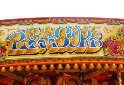 Ride typography
