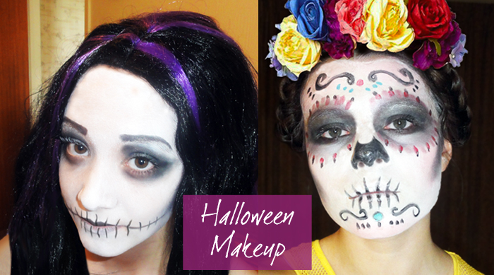 Blog ArchiveSTEP-BY-STEP HALLOWEEN MAKEUP -