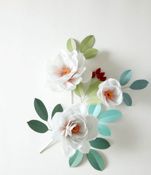 Blog archivediy paper flower brooch diy paper flower brooch emmajayne designs mightylinksfo