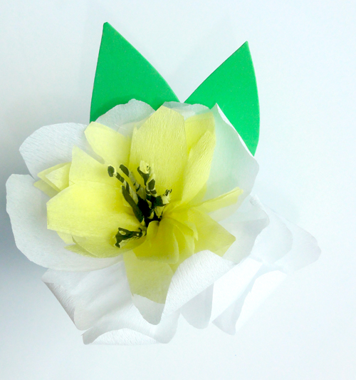 Blog archivediy paper flower brooch diy paper flower brooch mightylinksfo