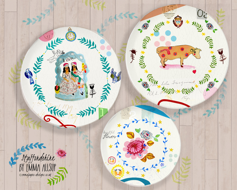 Source emmajayne-designs.co.uk · Report. Ceramic Plate Design Ideas ...  sc 1 th 201 & 2020 Other | Images: Ceramic Plate Design Ideas