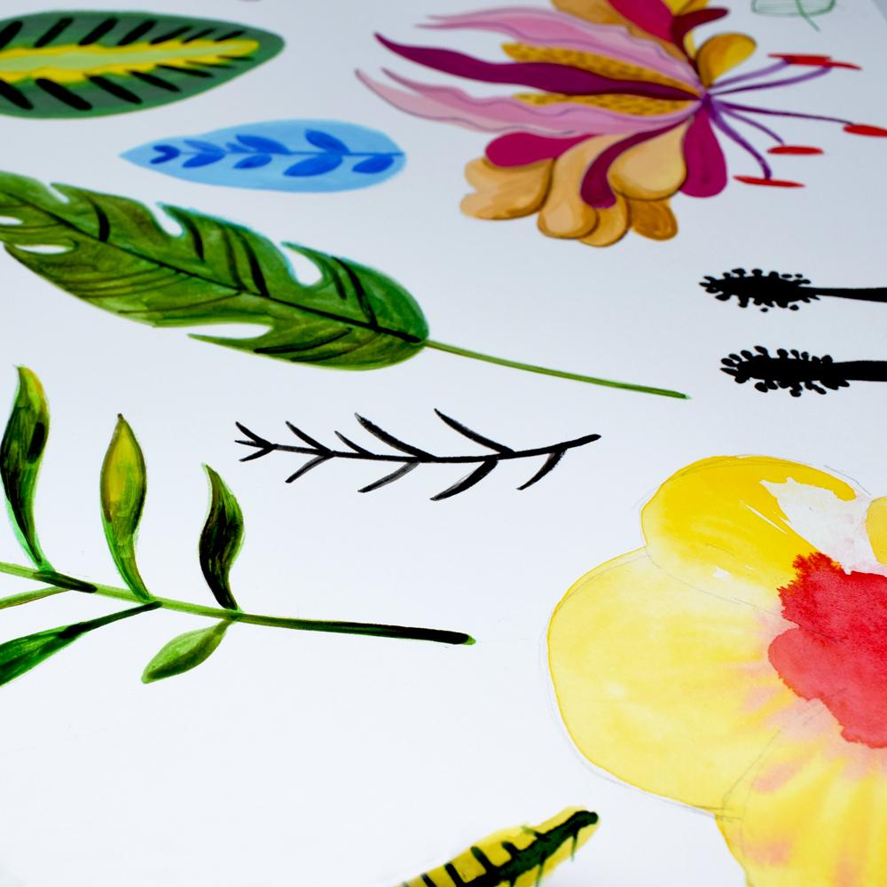 tropical-rainforest-print-scarf-design4-emmajayne-designs