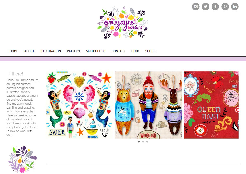 brand-new-online-portfolio-emmajayne-designs