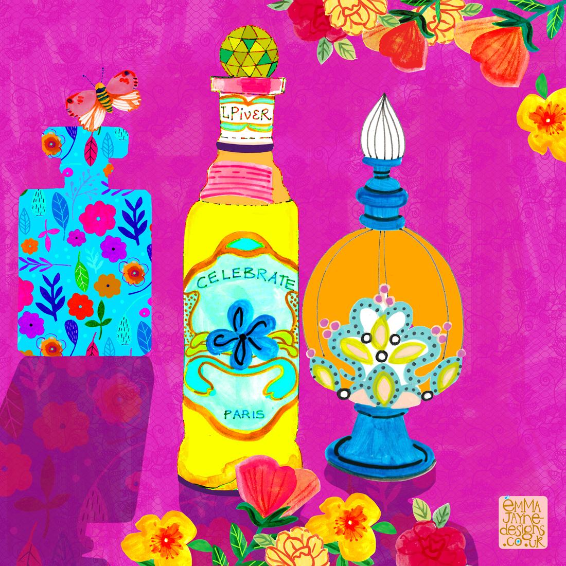 floral-perfume-card-set4-emmajayne-designs