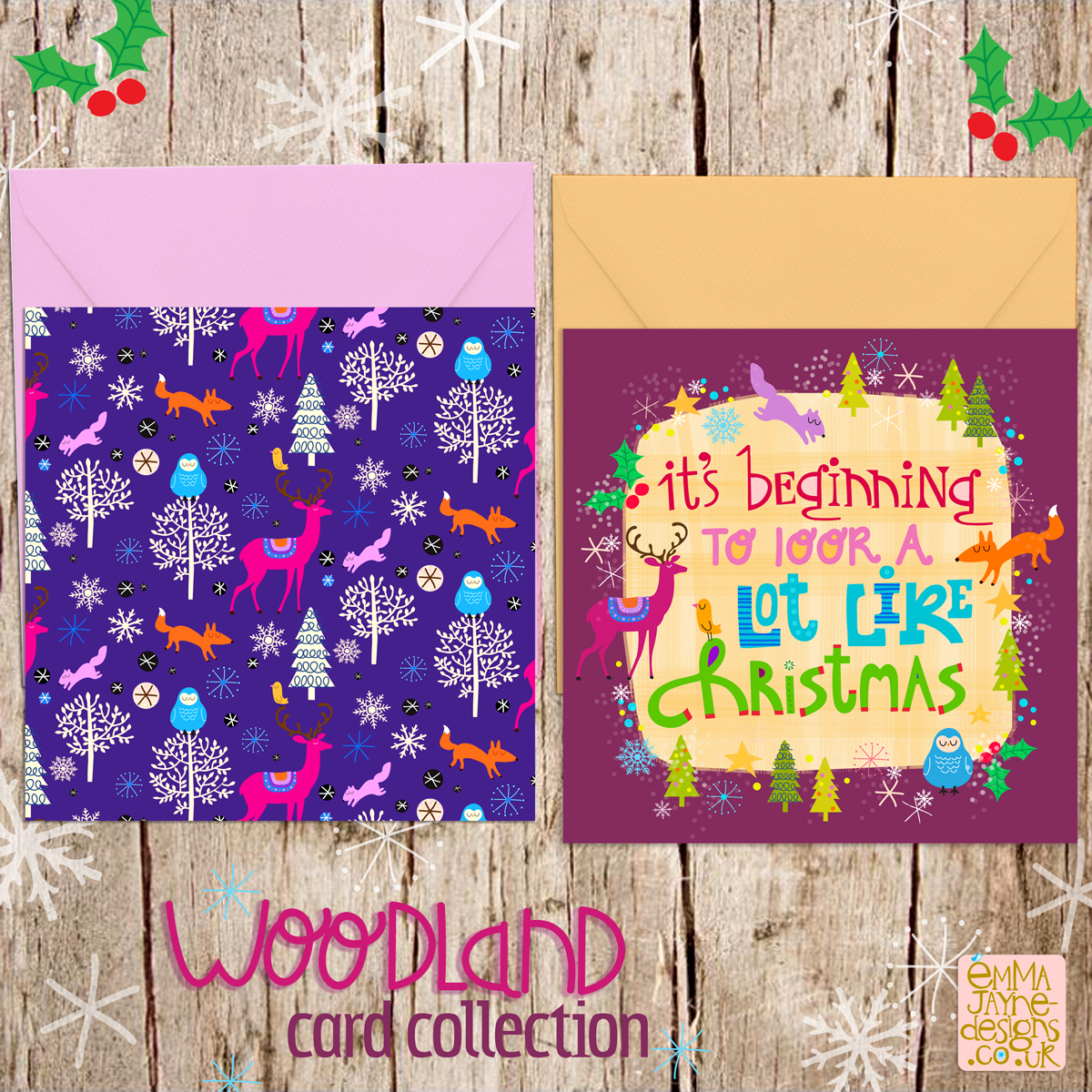 woodland-card-designs-emmajayne-designs